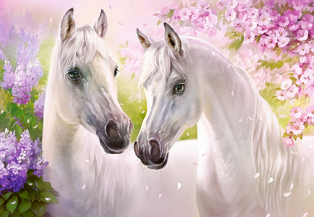 romantic-horses