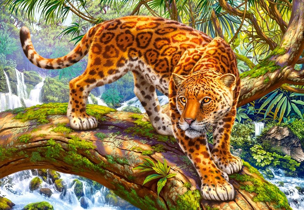 sneaking-jaguar