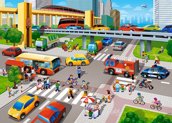 city-rush