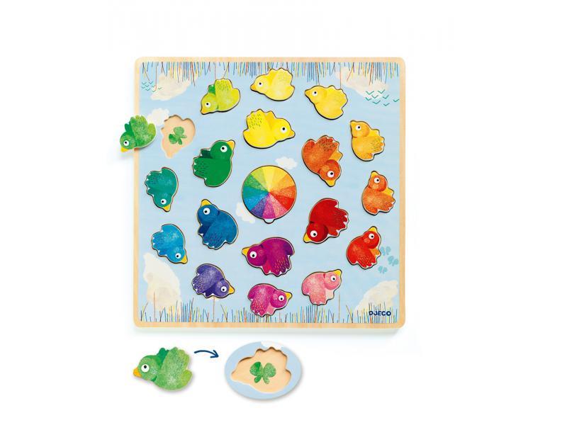 puzzle-en-bois-ludicolori, 13.11 EUR @ go