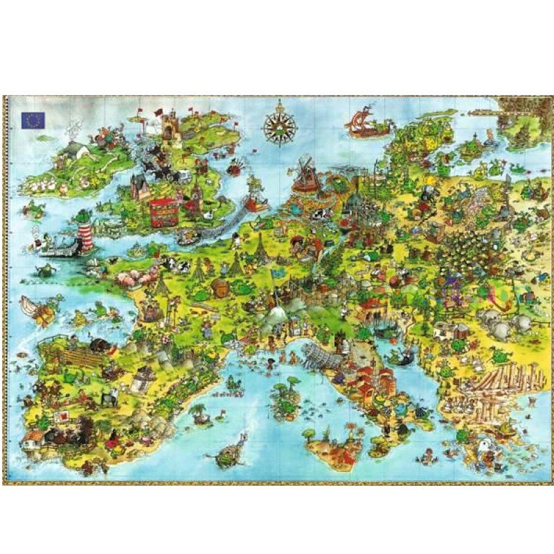 Degano : l`Europe des dragons unis