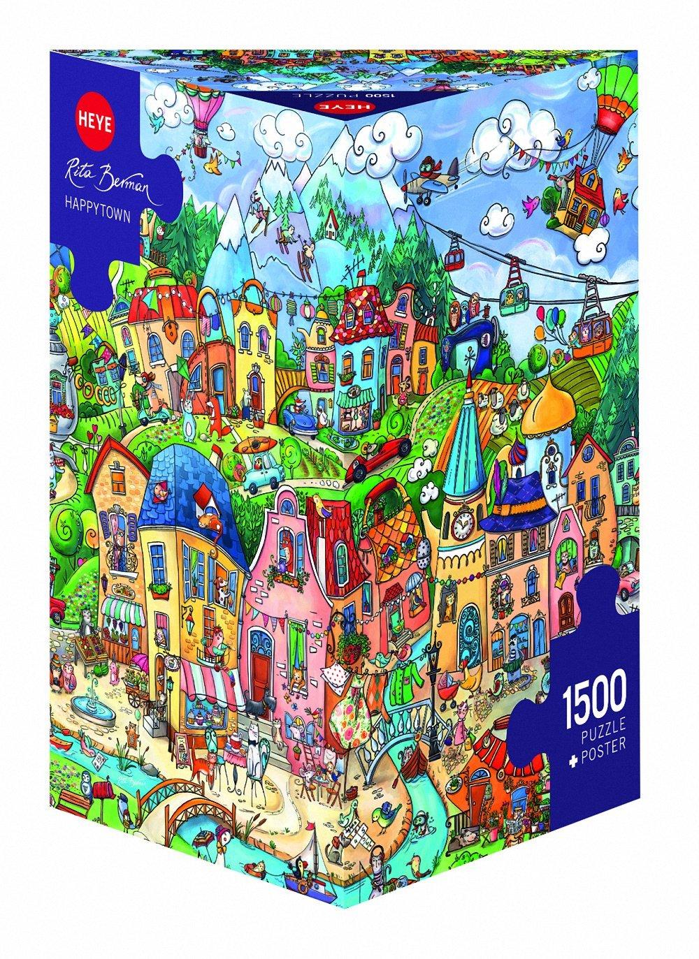 rita-berman-happytown, 22.95 EUR @ go