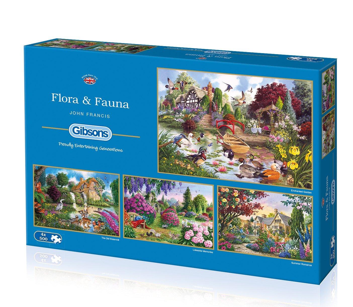 4-puzzles-john-francis-flore-et-faune
