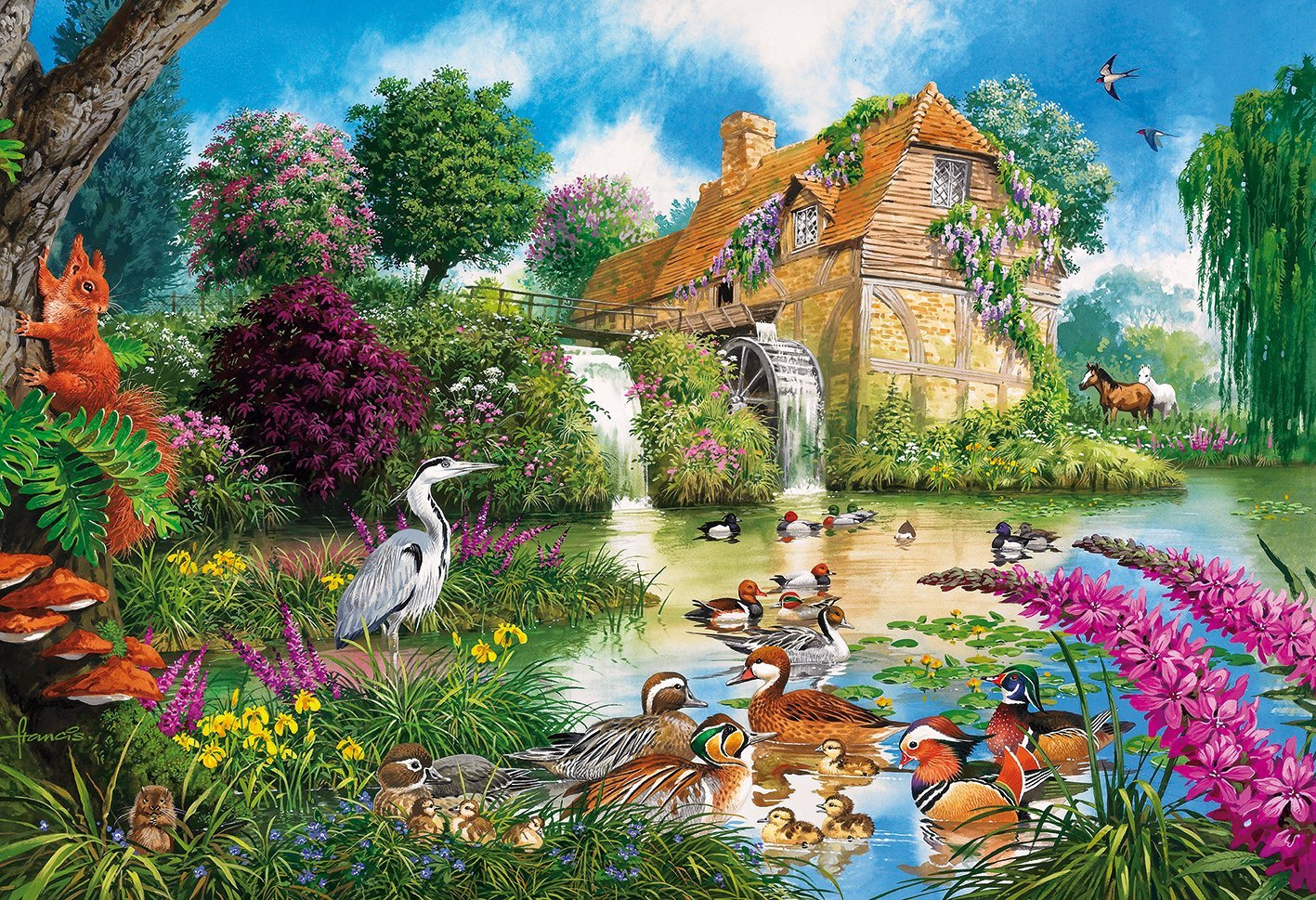 john-francis-the-old-watermill
