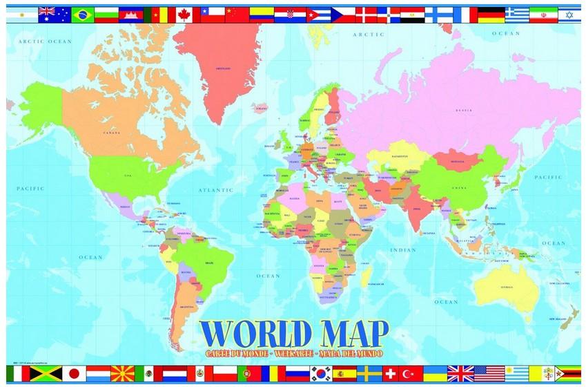 carte-du-monde