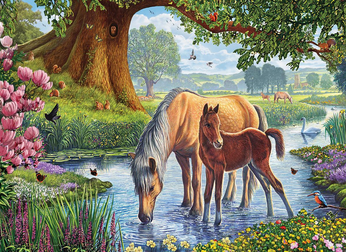 steve-crisp-the-fell-ponies