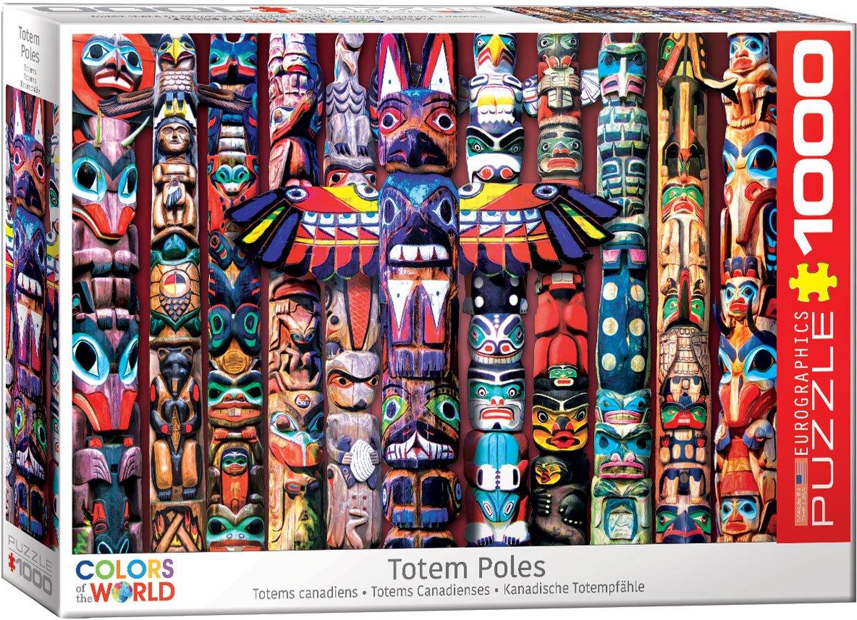 totem-poles