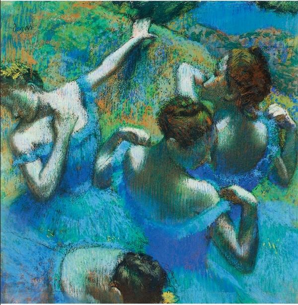 puzzle-en-bois-degas-edgar-danseuses-bleues