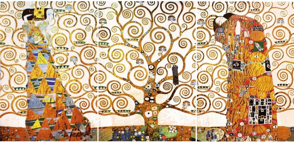 puzzle-en-bois-klimt-gustav-l-arbre-de-vie, 869.95 EUR @ go