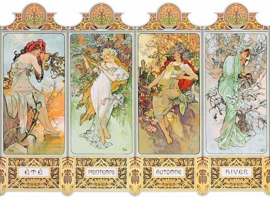 puzzle-en-bois-mucha-alfons-les-quatre-saisons