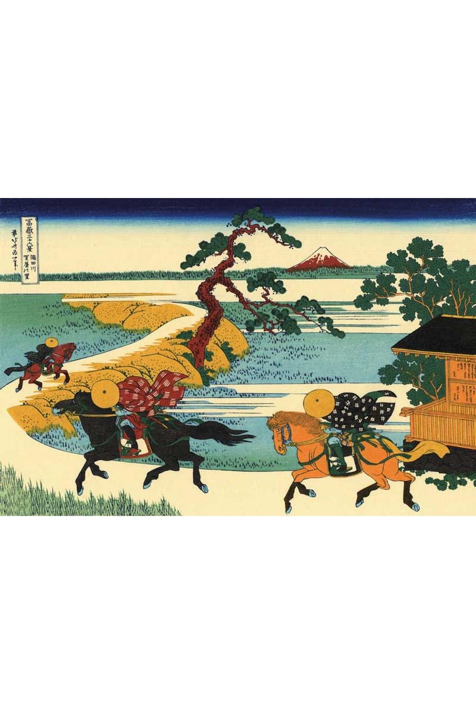 puzzle-en-bois-hokusai-les-champs-de-sekiya, 92.95 EUR @ go