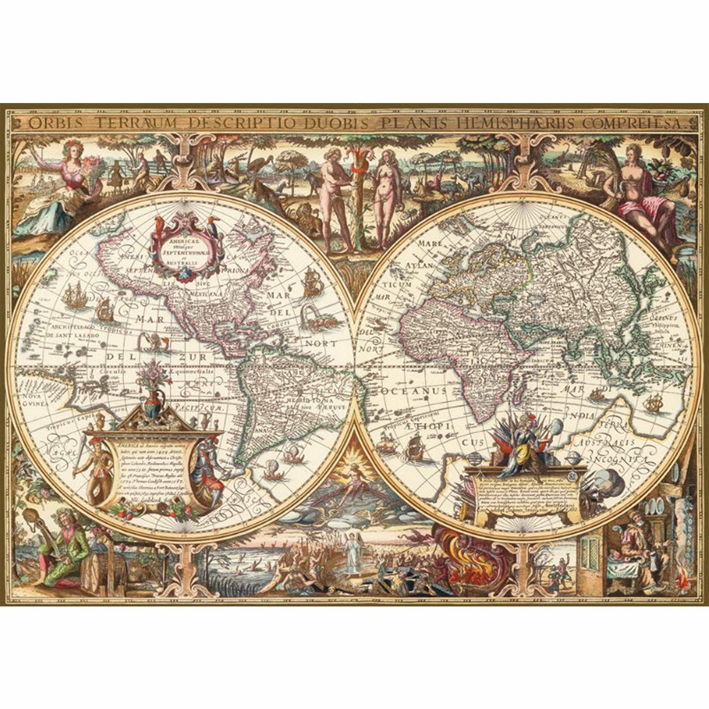 carte-du-monde-ancienne