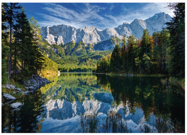 allemagne-lac-eibsee