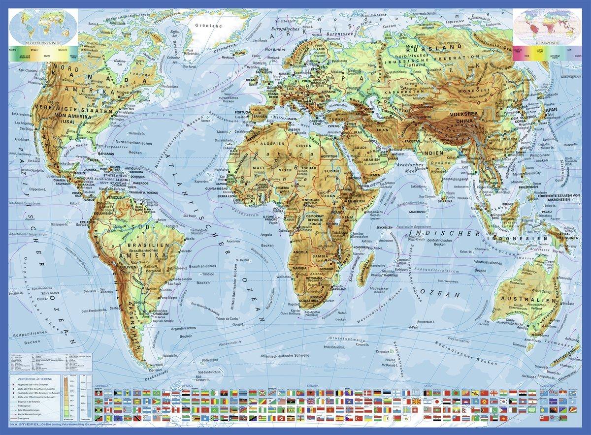 carte-du-monde-en-allemand