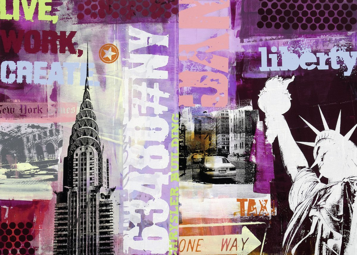 collage-new-york-city, 11.95 EUR @ go