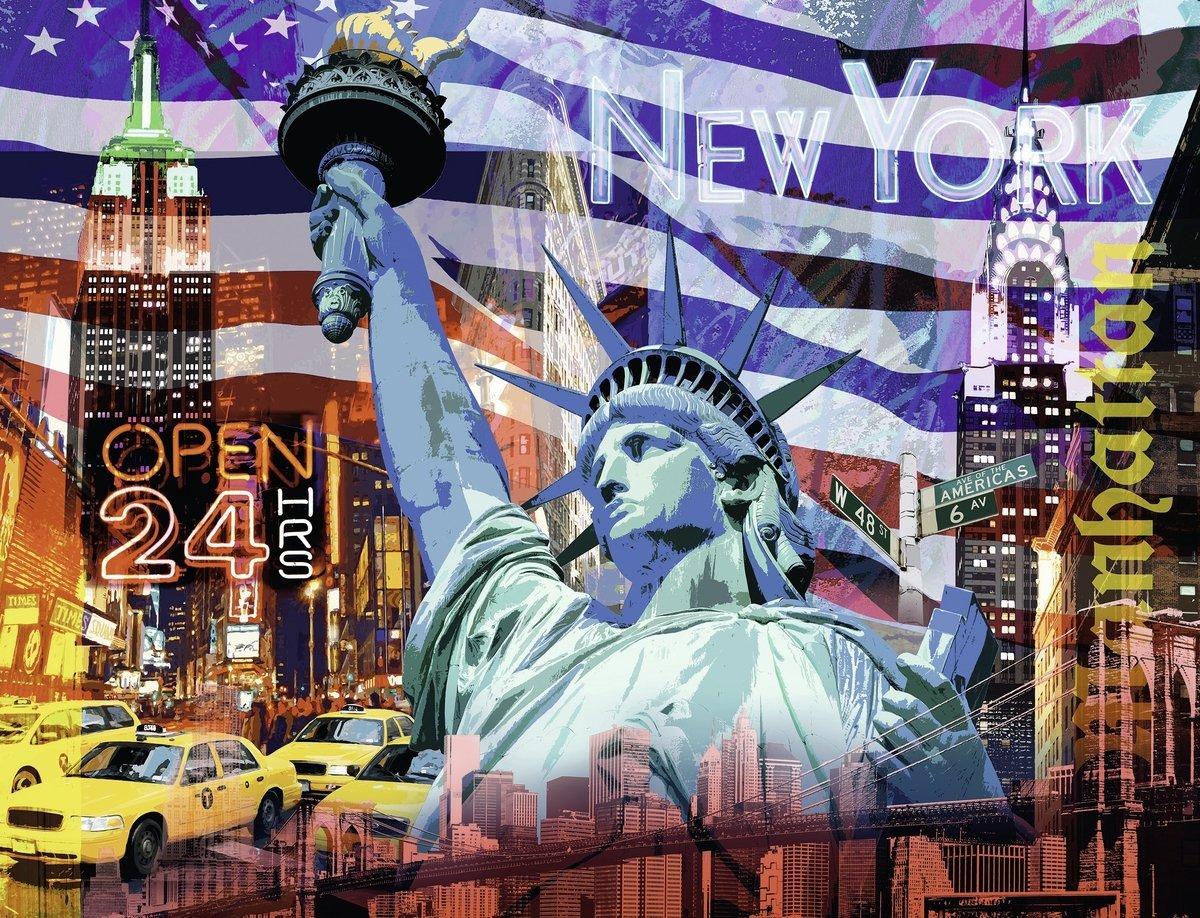 new-york-collage