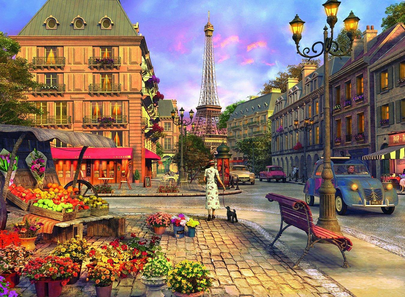 promenade-a-paris, 9.86 EUR @ go