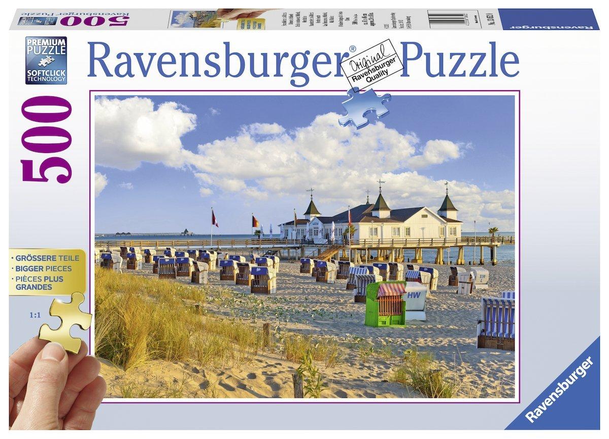 puzzle-xxl-chaises-de-plage-a-ahlbeck, 10.95 EUR @ go
