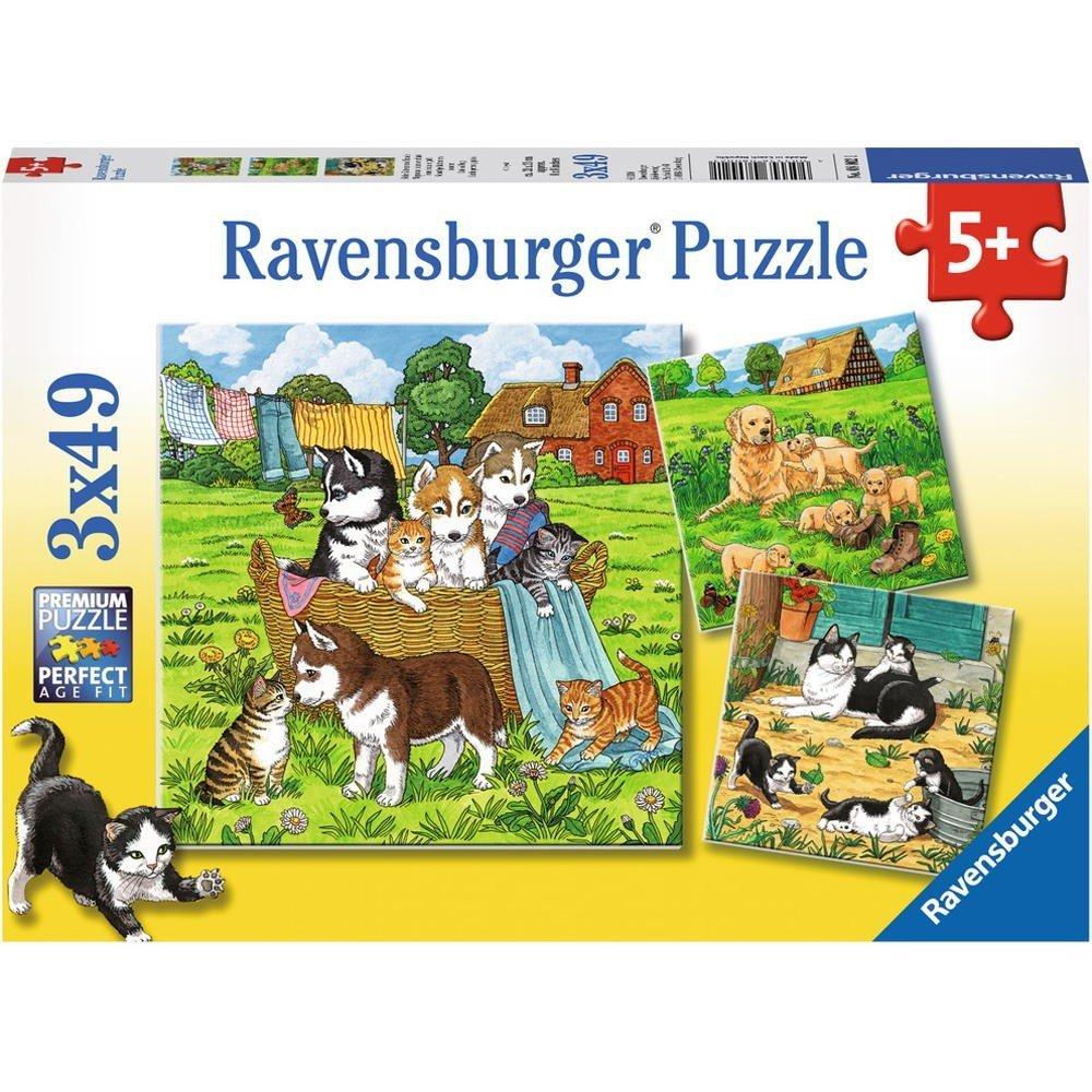 3-puzzles-chats-et-chiens