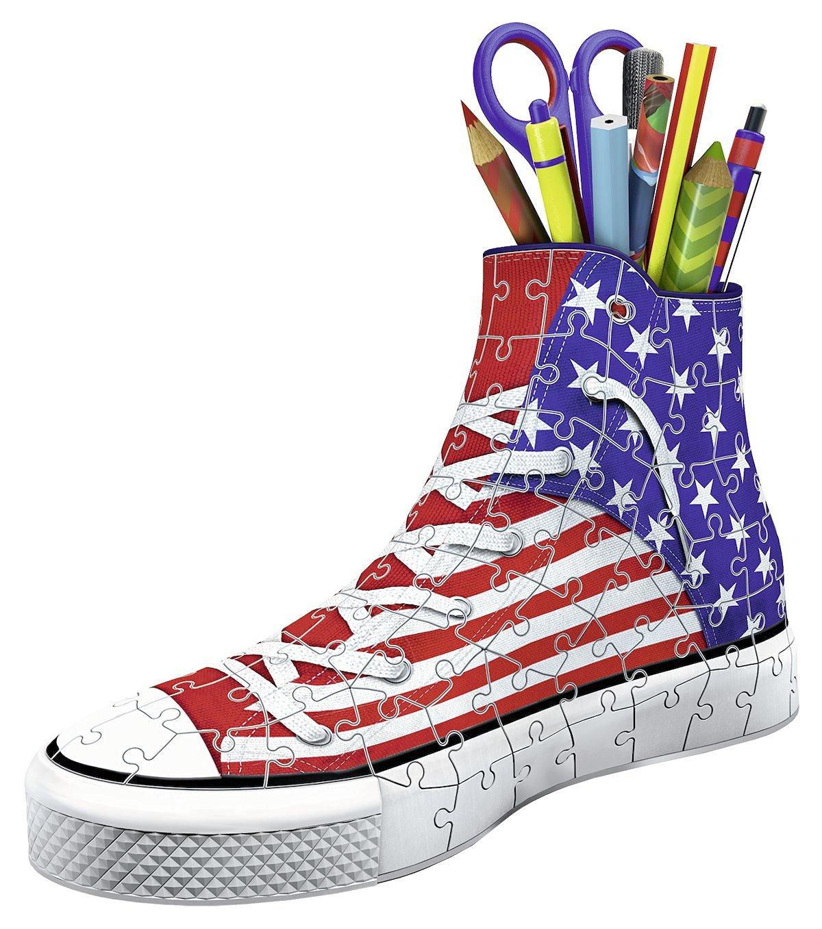 puzzle-3d-pot-a-crayons-sneaker-american