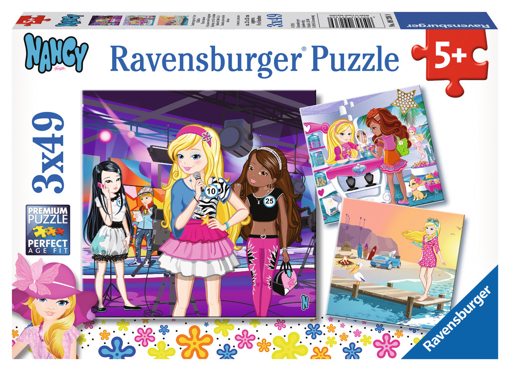 3-puzzles-nancy, 11.95 EUR @ go