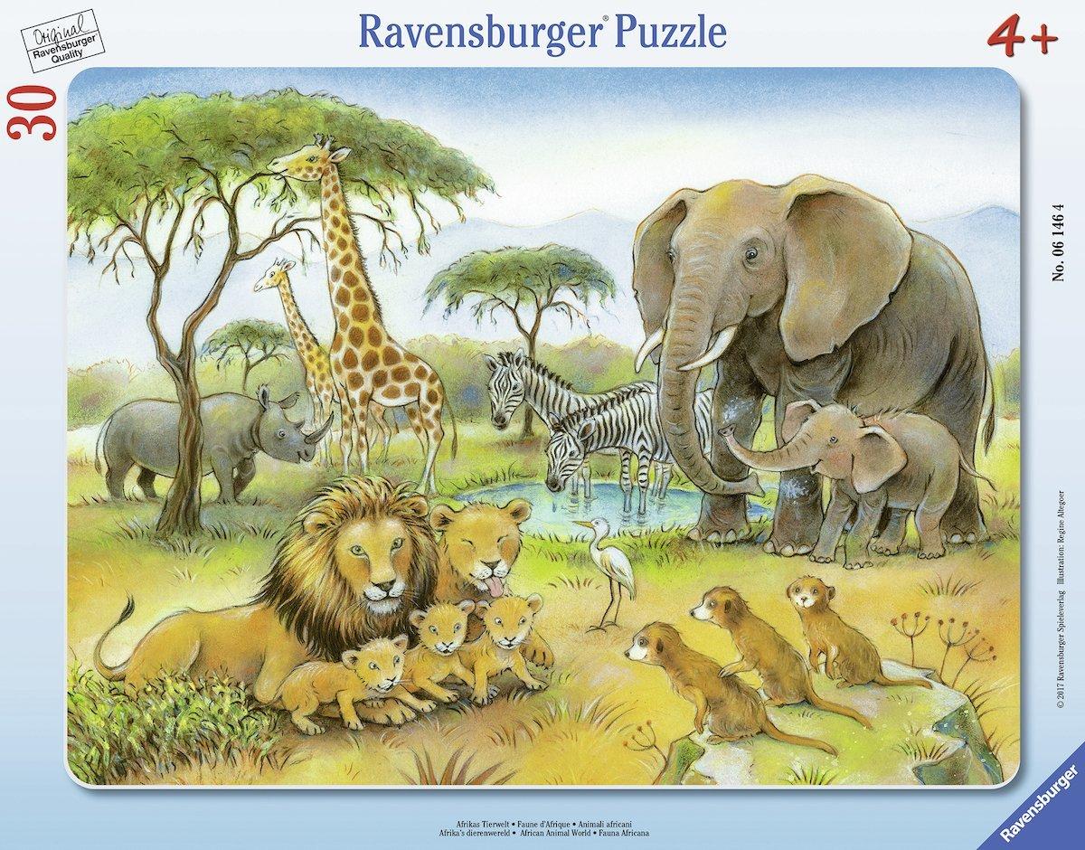 puzzle-cadre-animaux-d-afrique
