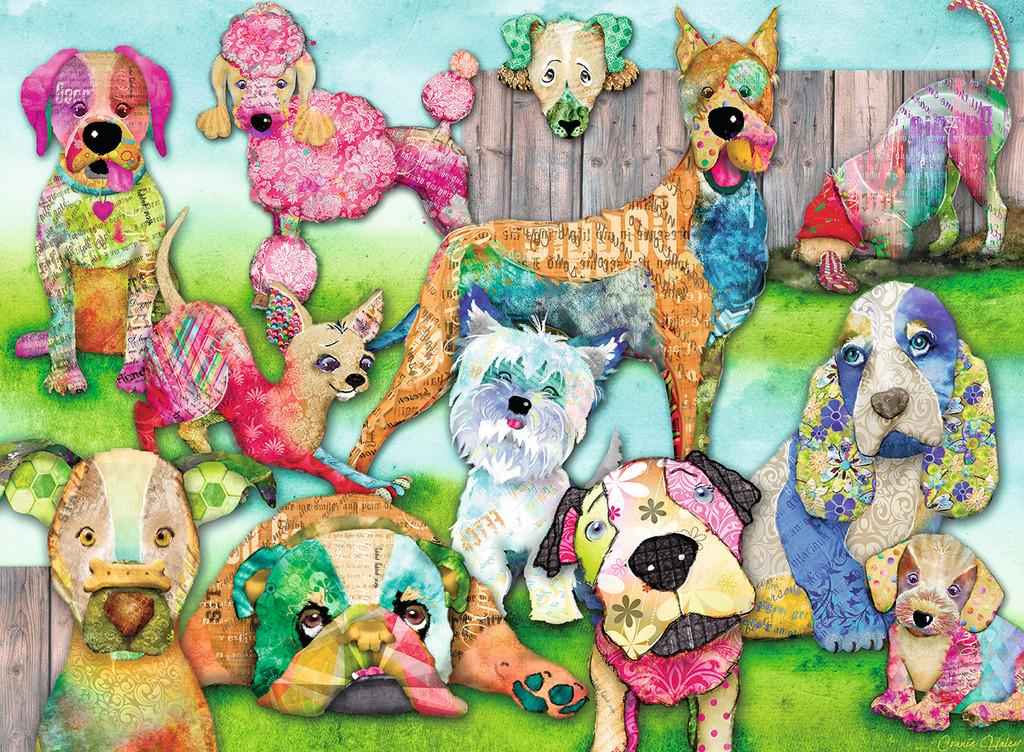 pieces-xxl-patchwork-pups, 10.95 EUR @ go