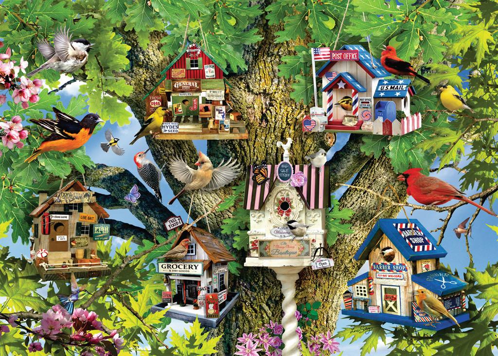 bird-village