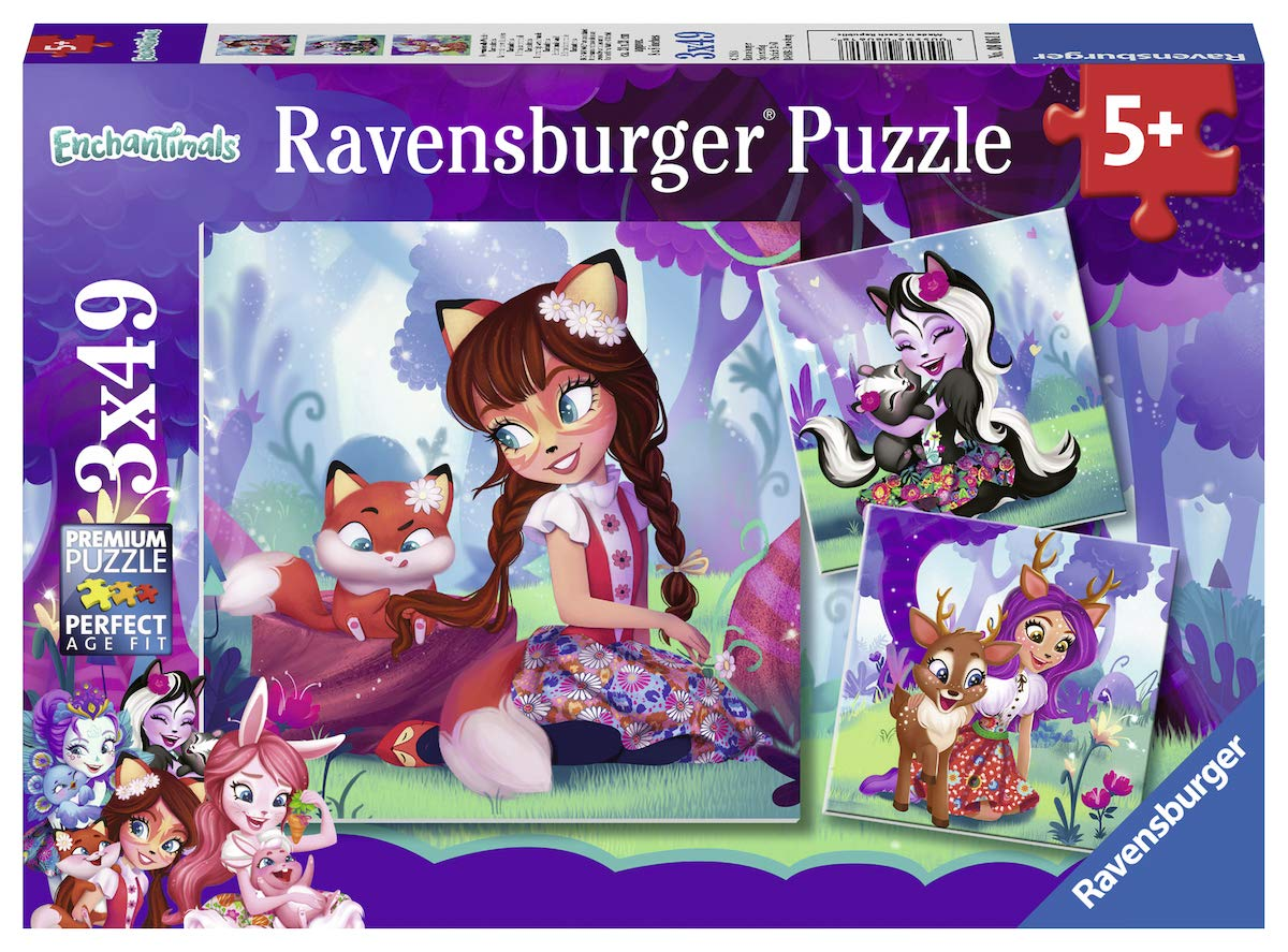 3-puzzles-enchantimals