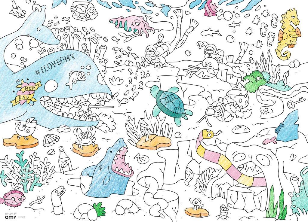 color-puzzle-le-monde-sous-l-eau