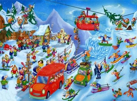 cartoon-collection-hiver