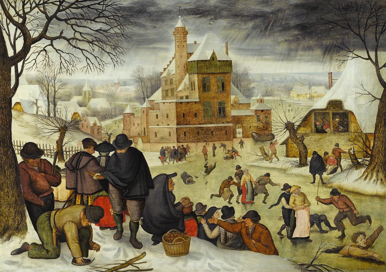 brueghel-pieter-le-jeune-hiver
