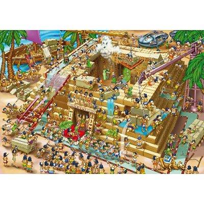 cartoon-collection-pyramide-d-egypte