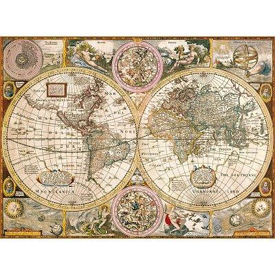 vieille-carte-du-monde