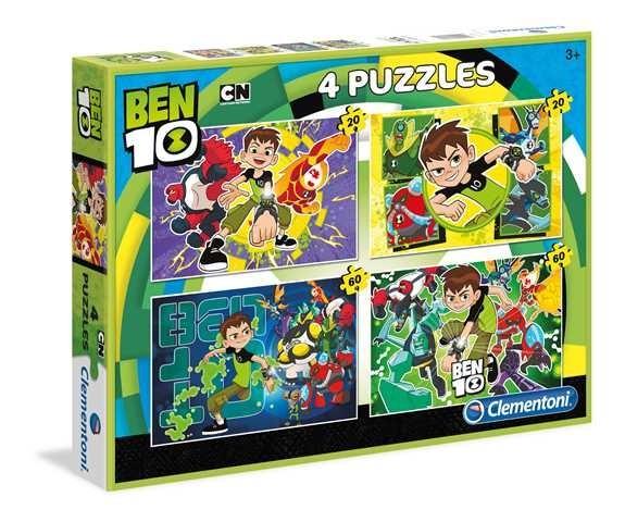 4-puzzles-ben-10