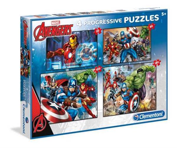 4-puzzles-marvel-avengers