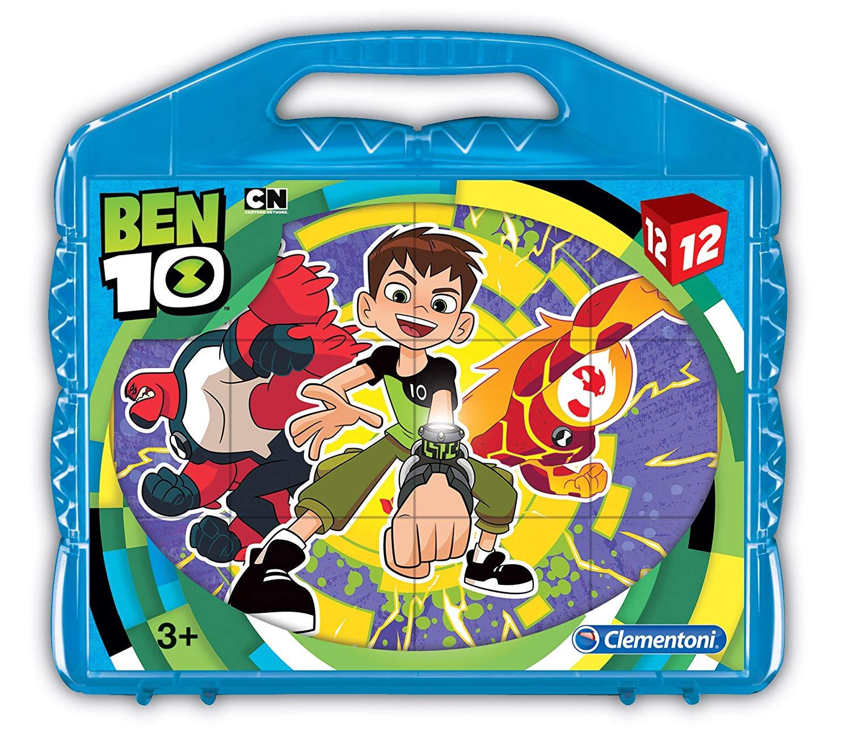 puzzle-cubes-ben-10