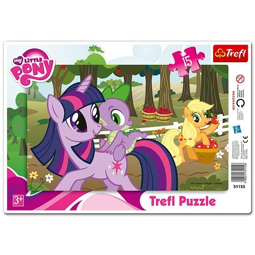 puzzle-cadre-mon-petit-poney, 5.95 EUR @ go