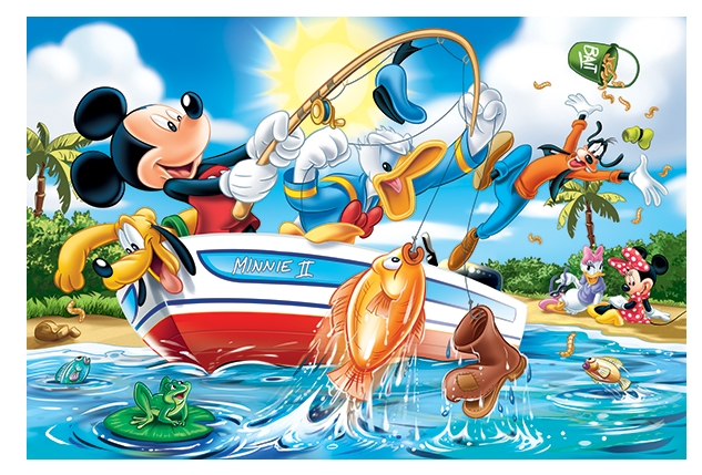 pieces-xxl-mickey-a-la-peche