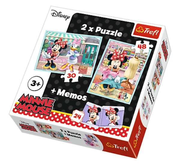 2-puzzles-memo-minnie-mouse