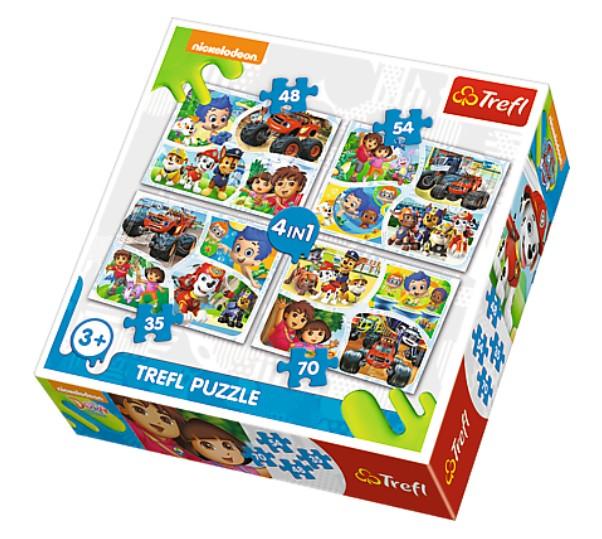 4-puzzles-dora