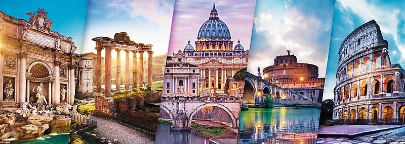 collage-rome