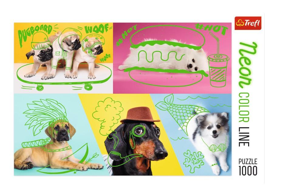 neon-color-line-chiens