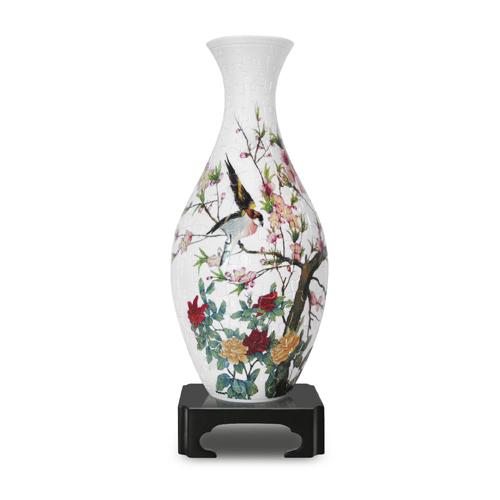 puzzle-3d-vase-le-chant-des-oiseaux-et-fleurs-odorantes