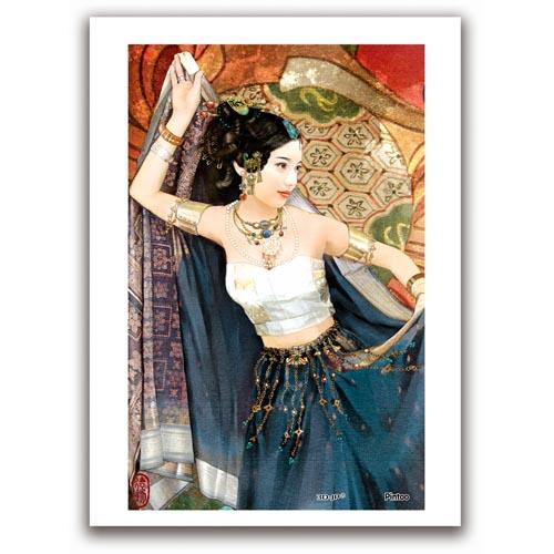 puzzle-en-plastique-derjen-femme-dansant