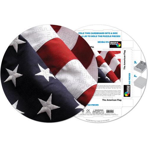 puzzle-rond-deja-assemble-drapeau-americain