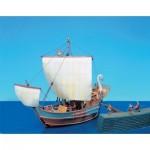 Schreiber-Bogen-561 Maquette en carton : Navire cargo romain