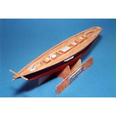Schreiber-Bogen-573 Maquette en Carton : Voilier impérial Meteor I