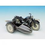 Schreiber-Bogen-575 Maquette en carton : BMW R 16 mit Seitenwagen