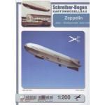 Schreiber-Bogen-586 Maquette en Carton : Zeppelin junior